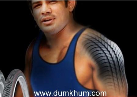 Ralson Tyre signs Sushil Kumar for an Endorsement Deal !
