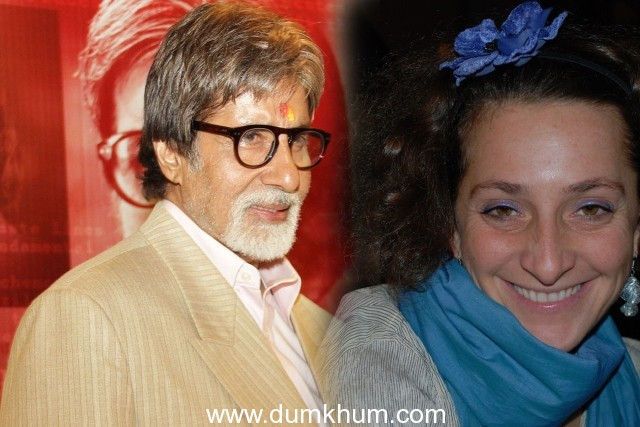 Amitabh Bachchan guest of honour at the 12th River to River Florence Indian Film Festival