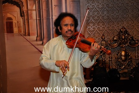 A GiMa hat-trick for Dr.L. Subramaniam
