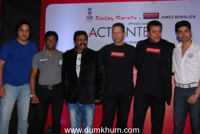 Hollywood Action Unit 'ACTIONTEK INDIA' Launched
