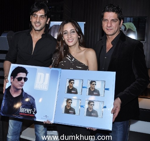UNIVERSAL MUSIC UNLEASHES DJ AQEEL'S LATEST ALBUM,   THE CLUB BANGING 'FOREVER 2'