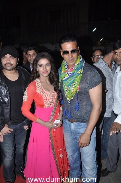 Music Success Concert  with Superstar Akshay Kumar & India's Biggest Rockstar Himesh Reshammiya