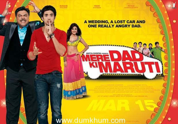 Yash Raj Films' first release of 2013  MERE DAD KI MARUTI