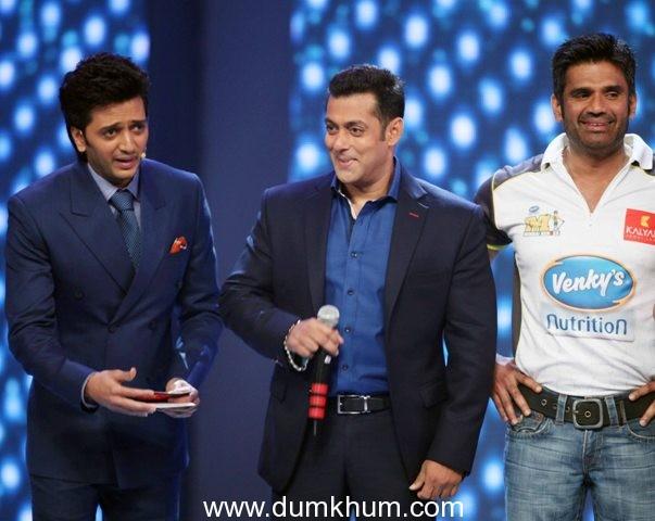 Celebrity Cricket League Season 3 Opening Ceremony