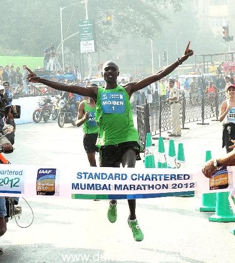 Super fast elite field for 10th Standard Chartered Mumbai Marathon (SCMM)