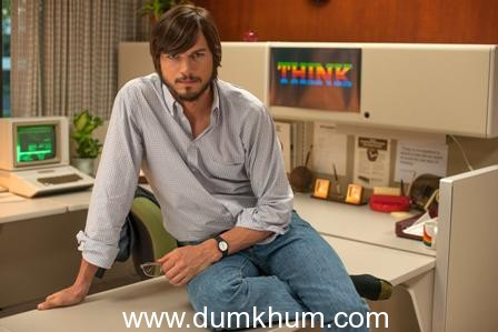 Ashton Kutcher to play Steve Jobs in the latter's biopic titled 'jOBS'