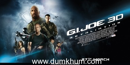 G.I. Joe: Retaliation: All Set to 'Rock' the Silver Screens in India