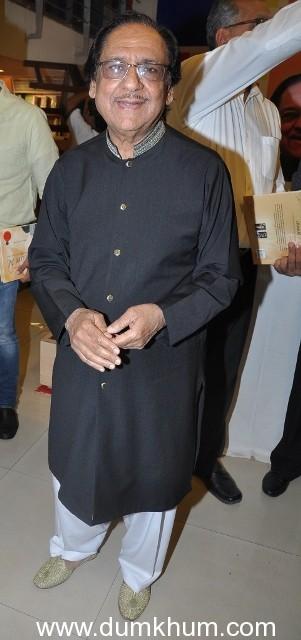 Ghulam Ali's biography released