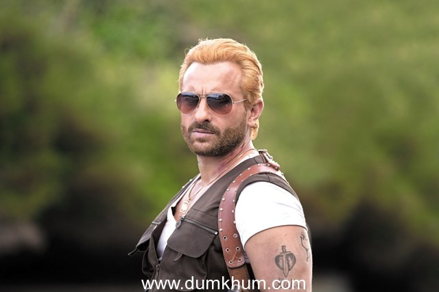 GO GOA GONE'S FIRST LOOK!