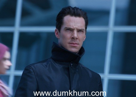 Captains Log, Earth Date 22.03.2013 :Paramount Pictures India reveals Star Trek Into Darkness Trailer