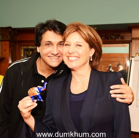 When Shiamak and Premier Christy Clark Danced for Good!
