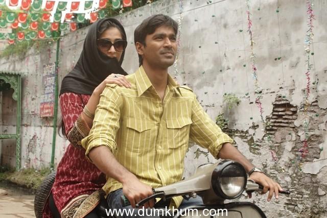 The trailer of Eros International's Raanjhanaa crosses 1 million views