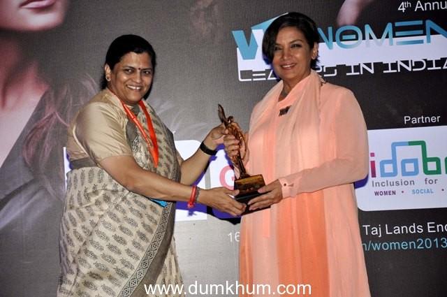4th Women Leaders in India Award happened at Taj Lands End,Bandra