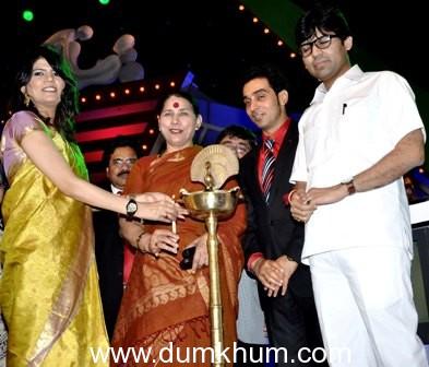 2nd Medscape India National Awards 2013 held at Tulip Star,Juhu
