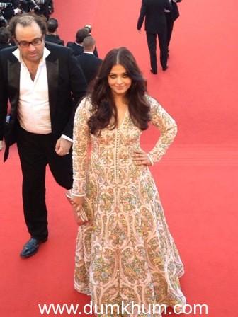 Aishwarya Rai Bachchan at Cannes Film Festival – Day 1 & 2
