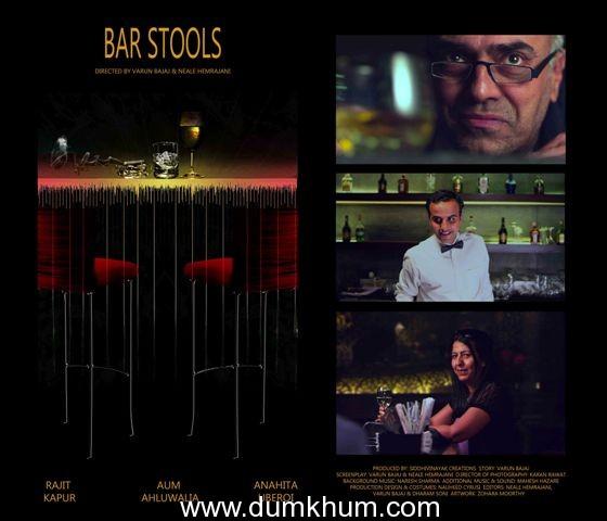 Varun Bajaj's Bar Stools goes to Cannes