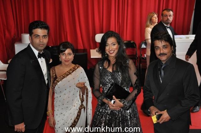 Rituparna Sengupta at Cannes