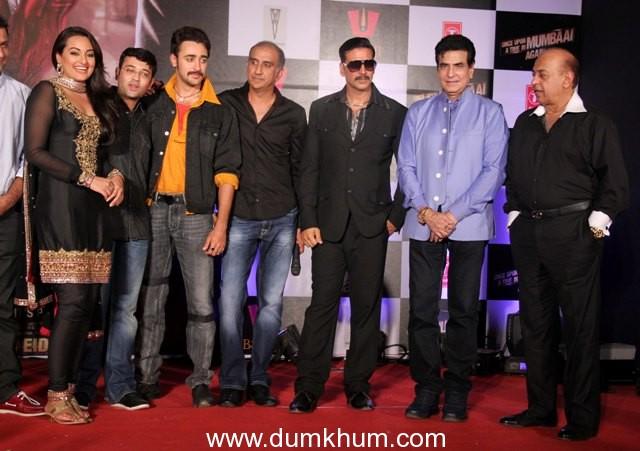 Epic launch of OUATIMA trailer at Mumbai's Film City
