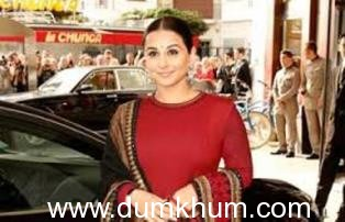 Vidya Balan's Cannes appearances receives a thumps up from Indian designers