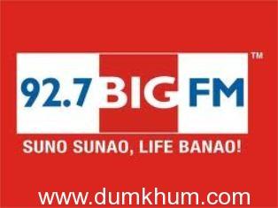 92.7 BIG FM's MUMBAI STATION GOES RETRO