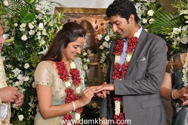 Ahana Deol gets engaged to Delhi based businessman Vaibhav Vora!