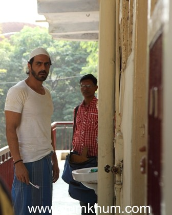 Arjun Rampal's D-Day makeover!