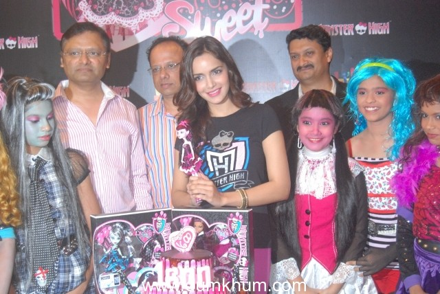 Shazhn Padamsee launches Li'l Planet M