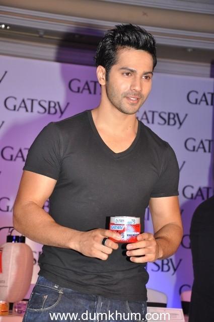GATSBY signs on Varun Dhawan as Brand Ambassador