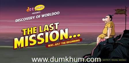 Worldoo.com launches doo Comics