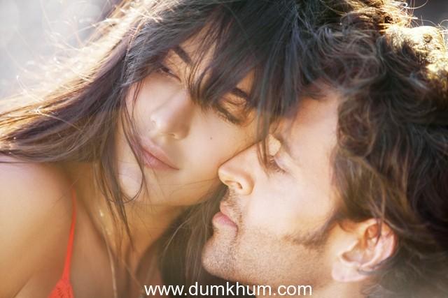 Hrithik Roshan & Katrina Kaif sizzle in 'Bang Bang'