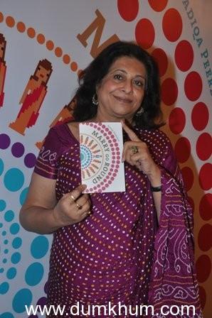 "ITC Grand Central Mumbai & Leadstart Publishing hosted the launch of  ""Marry Go Round"" A novel by Sadiqa Peerbhoy"