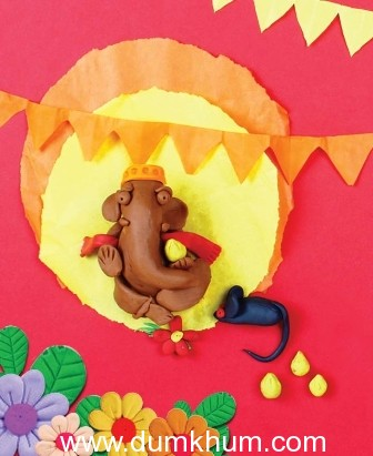 "High Street Phoenix says ""Eco-Ganpati Bappa Morya!"" this 3rd September"