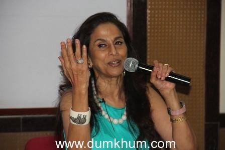 Shobhaa De kicks off Manhattan Short India 2013 Master Class Series