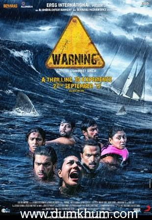 Warning – Motion Poster revealed