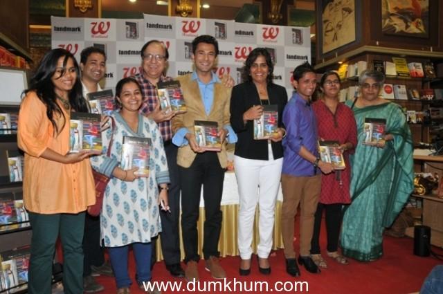 "Westland Ltd Launched Award Winning Michelin Starred Chef Vikas Khanna's Book ""Savour Mumbai"""
