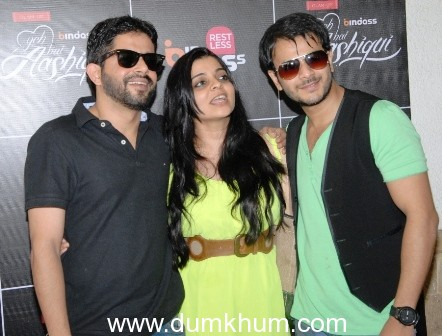 bindass''Yeh Hai Aashiqui' celebrates love at a special event