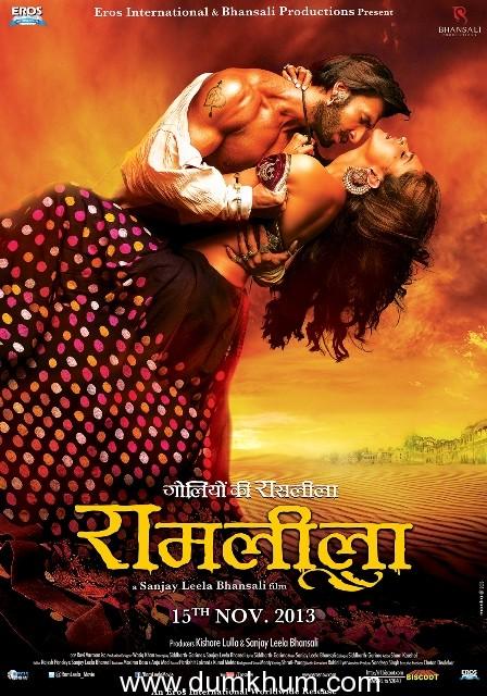 Ram Leela trailer – the fastest to cross the 2 million mark
