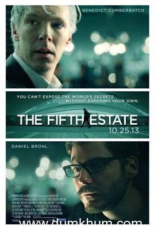 'The Fifth Estate' announced as the Closing Film of the 15th Mumbai Film Festival