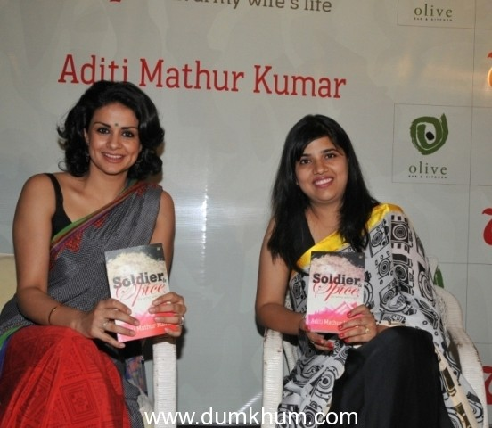 Westland Ltd Launched Author Aditi Kumar Mathur's Book Titled Soldier & Spice