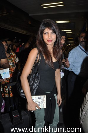 Priyanka Chopra learns Manipuri for Mary Kom biopic.