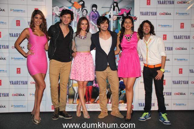 Yaariyan Cast Bhushan Kumar & Di...