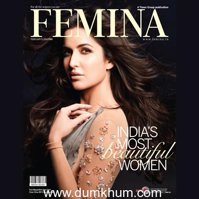 Katrina Kaif – India's Most Beautiful .