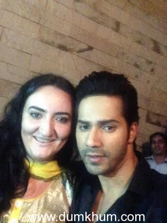 Varun Dhawan's fan Comes down to India from Ukraine
