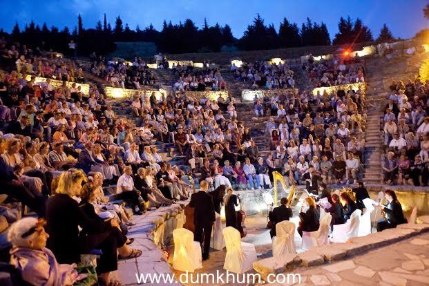 AZAMARA CLUB CRUISES 2014 AZAMAZING EVENINGS BRING DESTINATONS TO LIFE