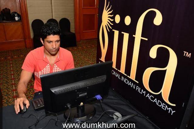 15th International Indian Film Academy (IIFA) celebrations kicked off with the IIFA Voting Weekend 2014