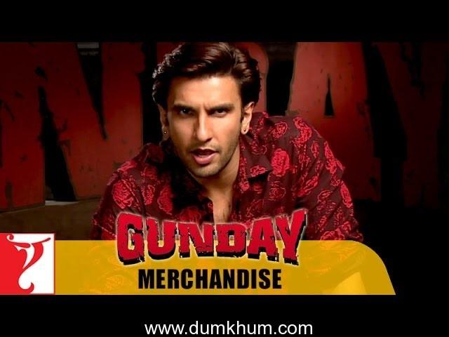 "Carat Fresh Entertainment facilitates successful association between ""Gunday"" Merchandise and Bewakoof.com"
