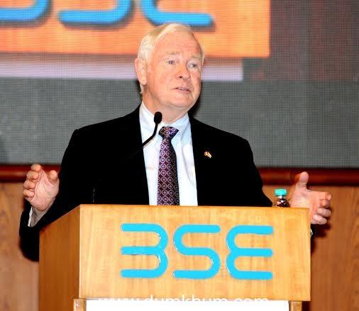 Canada to help India turn ideas into enterprises; Governor-General David Johnston inaugurates accelerator facility at BSE