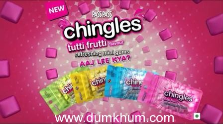 Chingles pulls up yet another prank, this time the 'Tutti Frutti' way