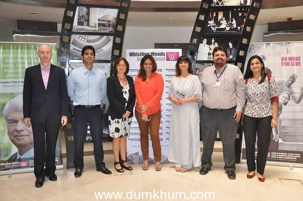 Whistling Woods Neeta Lulla School of Fashion and Australian university TAFE-NSW collaborate as knowledge partners