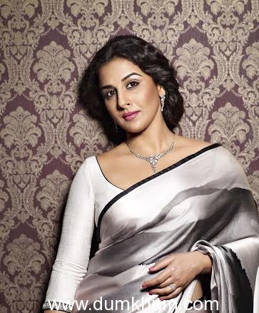 Ranka Jewellers reveals the 'Nouveau-Traditions' design trend in platinum with the attractive Vidya Balan